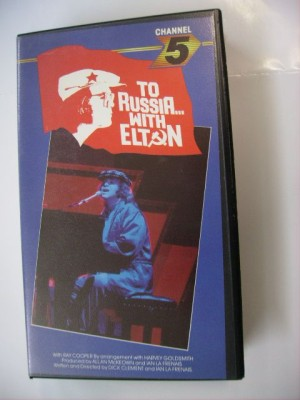 To Russia ... with Elton