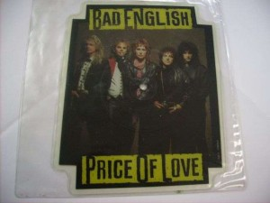 """Price of love (7"""" SHAPED)"""