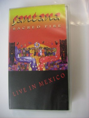 Sacred fire - live in Mexico