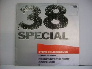 Stone cold believer EP