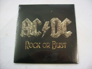 Rock or bust / Play Ball
