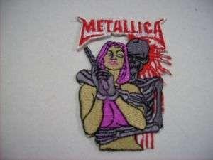 Toppa/Patch scheletro con donna