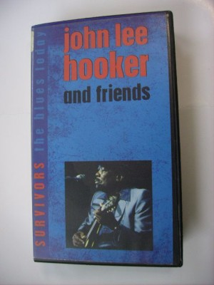 John Lee Hooker and friends
