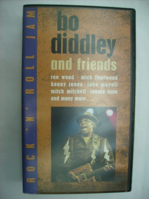 Bo Diddley and friends