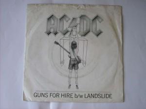 Guns for hire / Landslide
