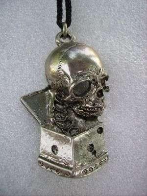 Teschio e dado/Skull and dice