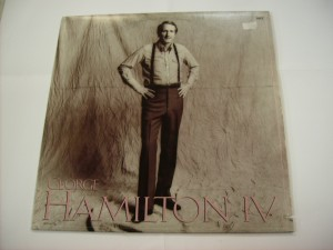 George Hamilton IV (cut out sleeve)
