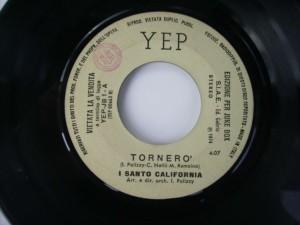 Tornero' / Fenesta vascia (Juke box edition)
