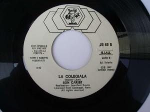 Turbo diesel / La colegiala (Juke Box edition)