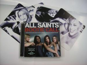 Bootie call - 4 tr. (LTD.)