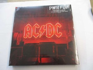 Power up (Red vinyl)