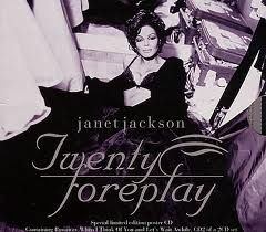 Jackson Janet - Twenty Foreplay - 4 Tr. (ltd.)