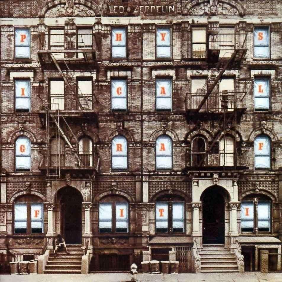 Led Zeppelin - Physical Graffiti (3cd)
