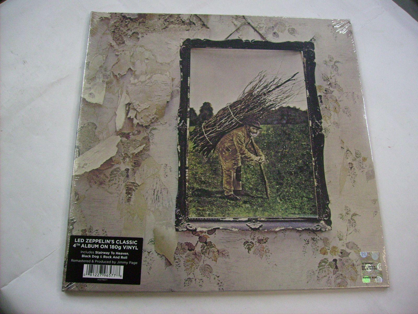 Led Zeppelin Iv Records Lps Vinyl And Cds Musicstack