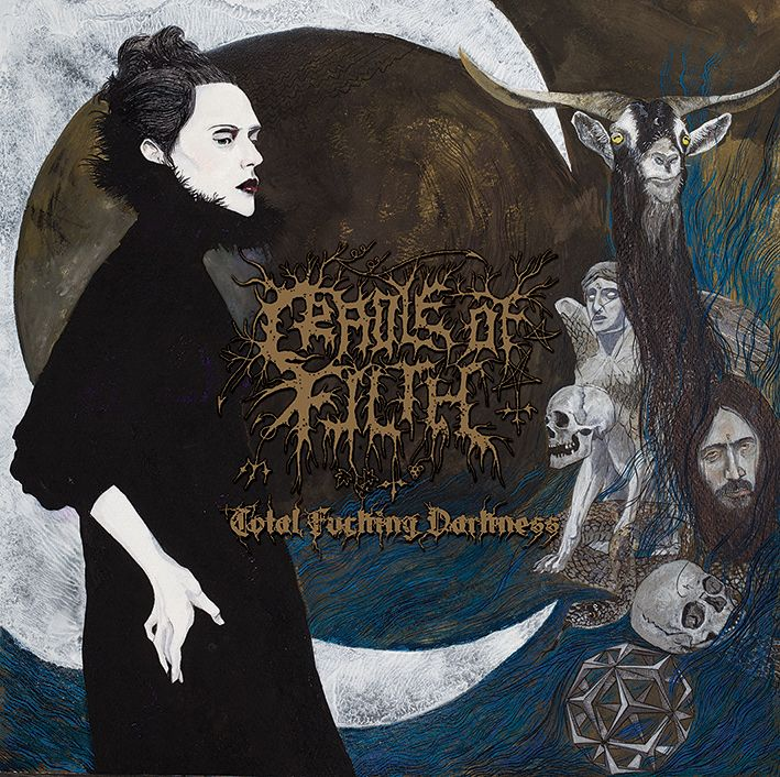 Cradle Of Filth Records Lps Vinyl And Cds Musicstack