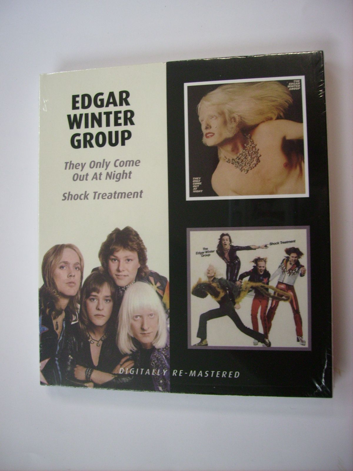 Edgar Winter Group They Only Come Out At Night Records