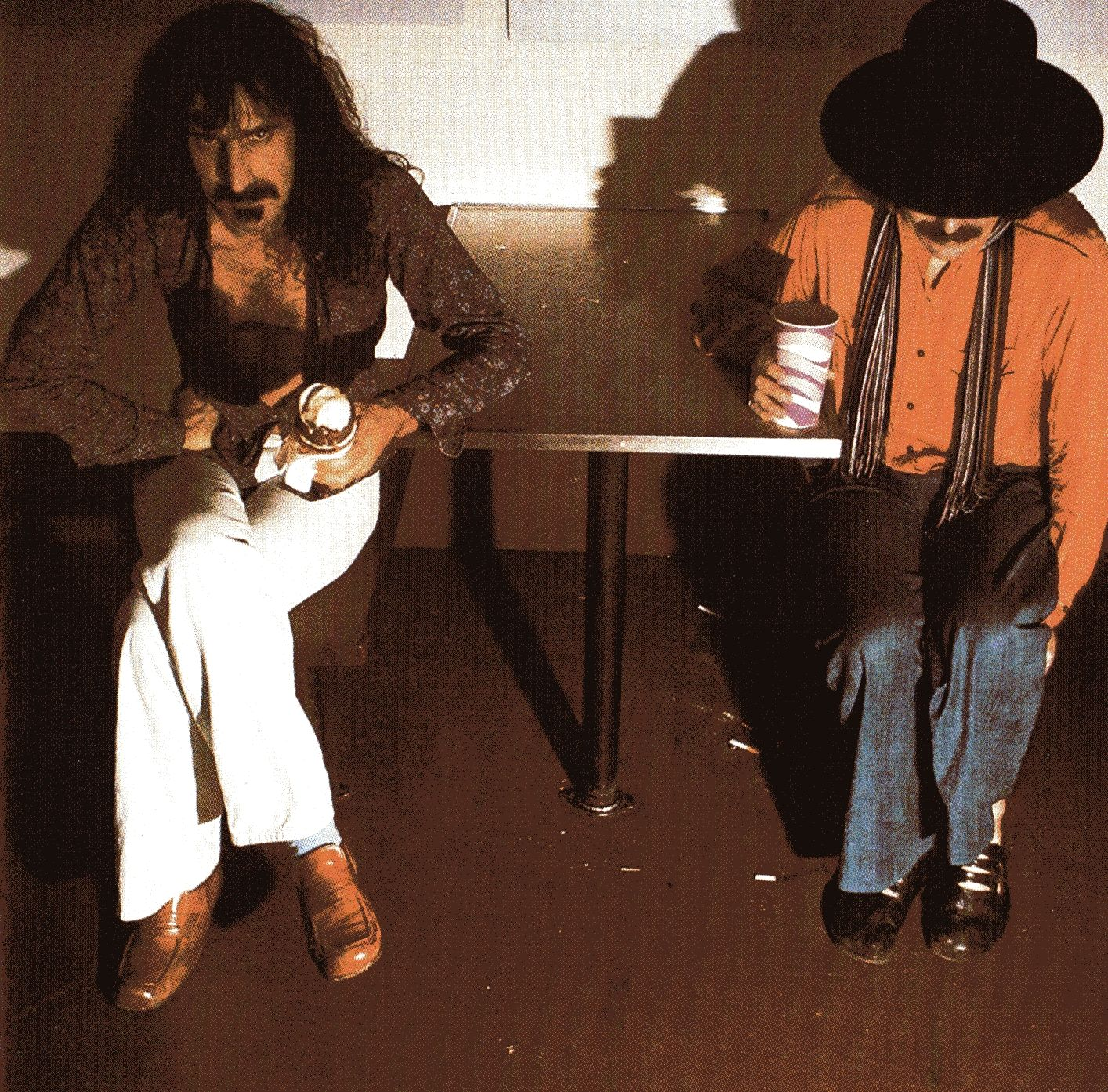 Zappa Frank Bongo Fury Records Lps Vinyl And Cds