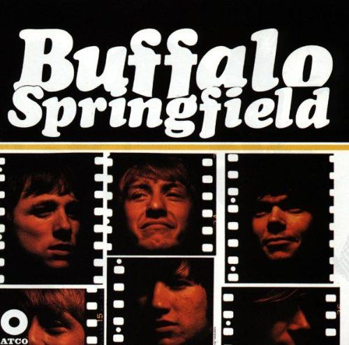 Buffalo Springfield - Buffalo Springfield Album