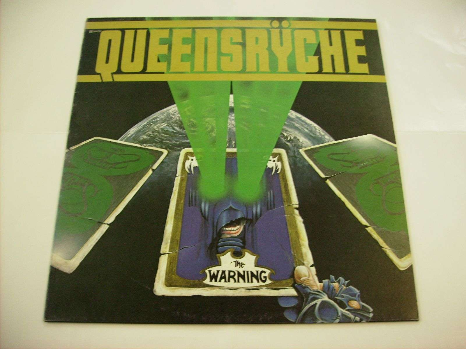 Queensryche The Warning Records Lps Vinyl And Cds