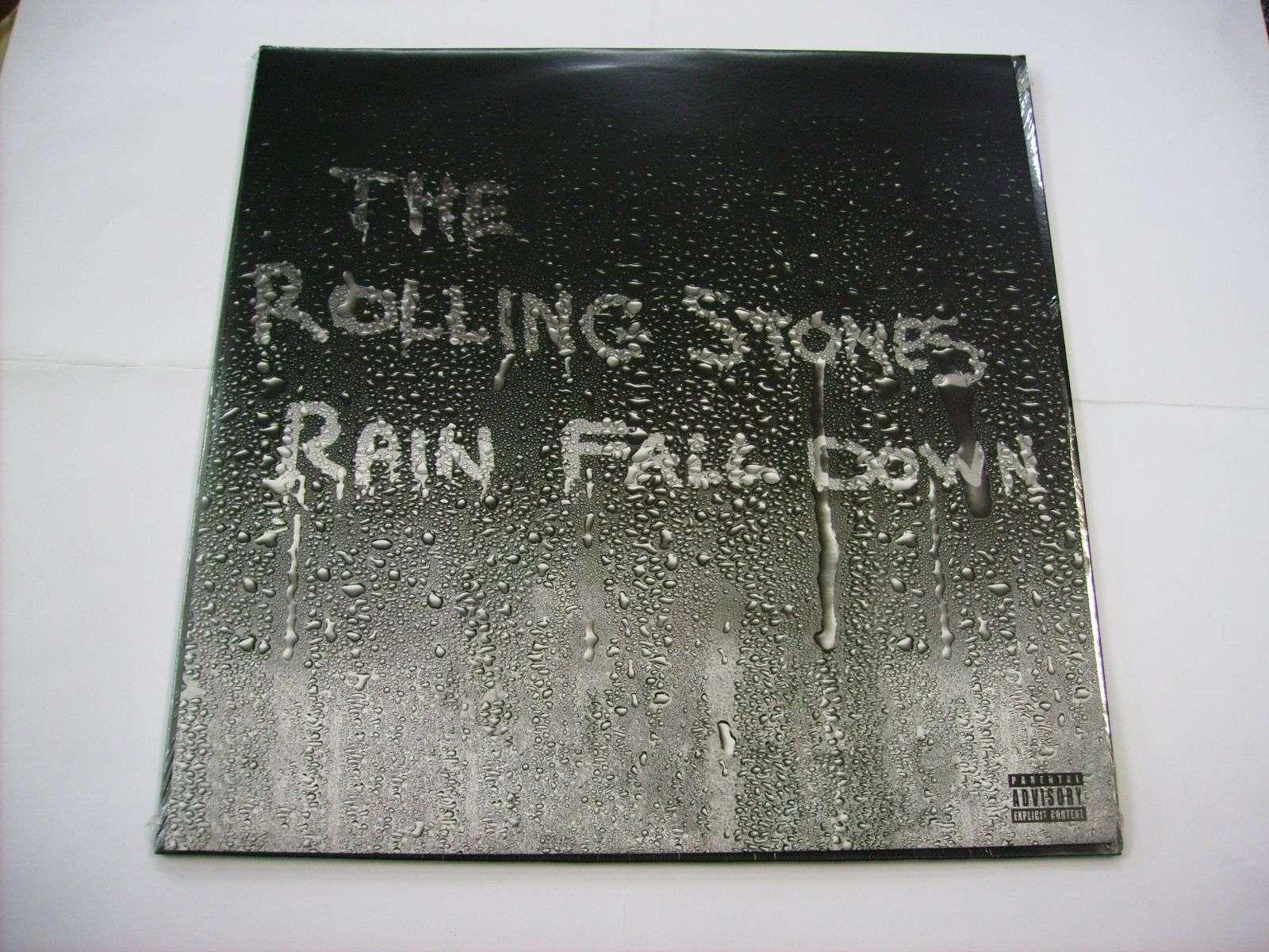 Rolling Stones - Rain Fall Down Single