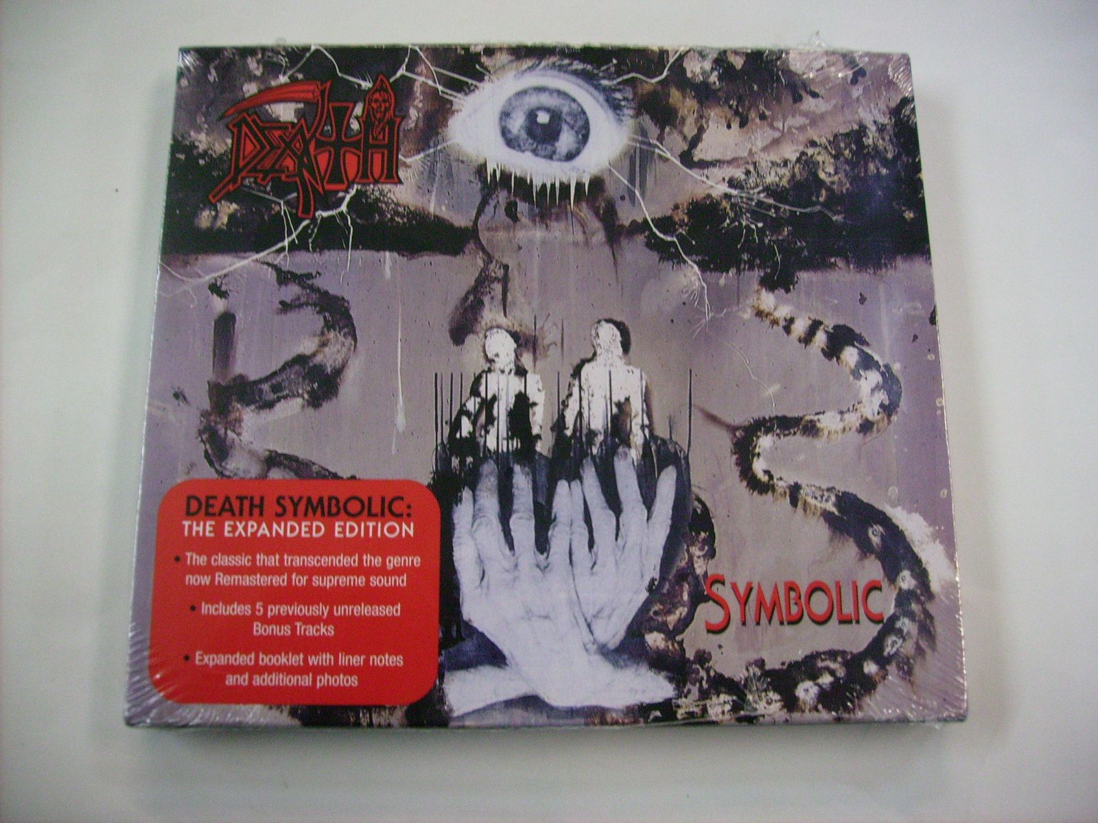 Death Symbolic Records Lps Vinyl And Cds Musicstack