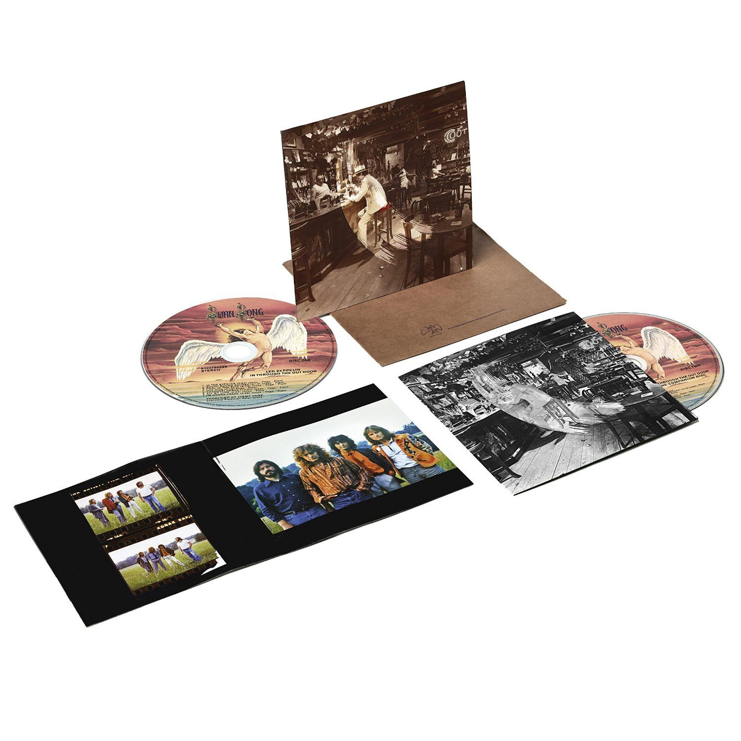 Led Zeppelin - In Through The Out Door (2cd)
