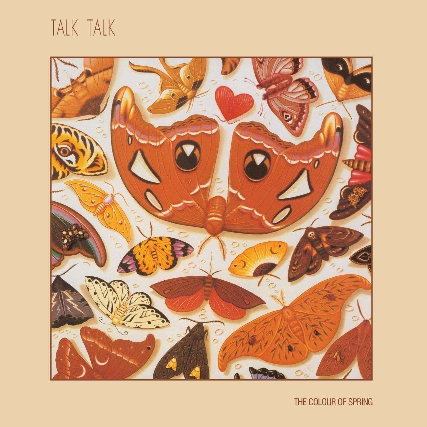 Talk Talk - The Colour Of Spring (re)