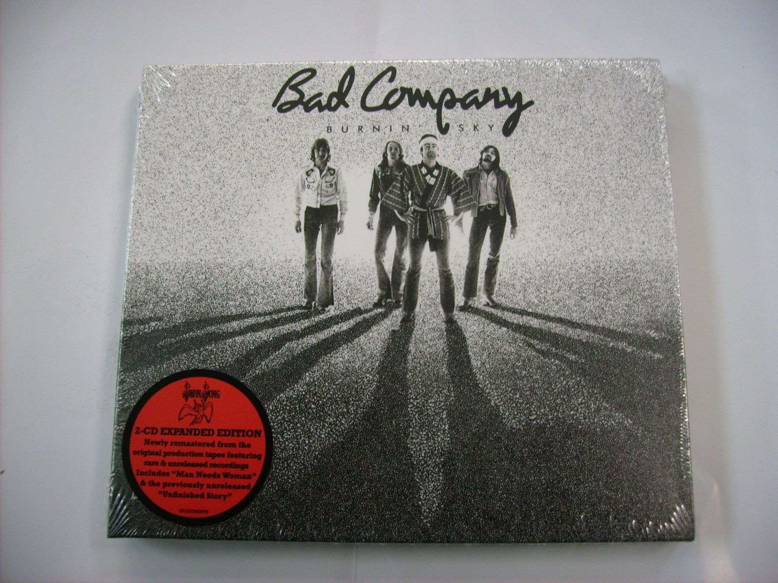 bad company burnin 39 sky records lps vinyl and cds musicstack. Black Bedroom Furniture Sets. Home Design Ideas