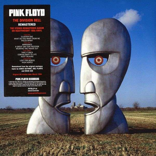 Pink Floyd - The Division Bell (2lp (re))
