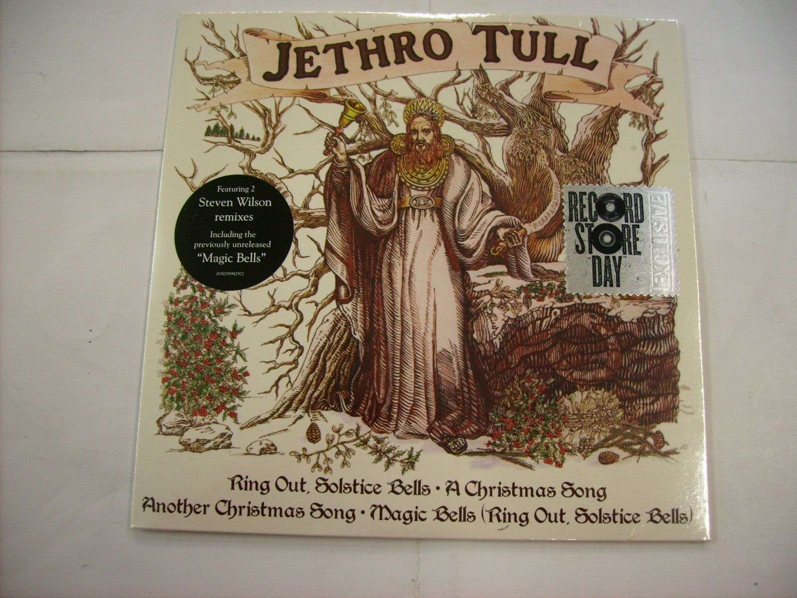 Jethro Tull Ring Out Solstice Bells Records, LPs, Vinyl and CDs ...