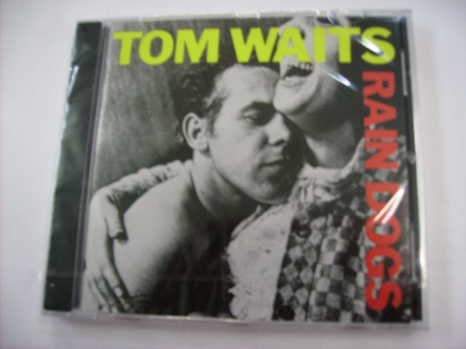 Tom Waits Rain Dogs Records Lps Vinyl And Cds Musicstack