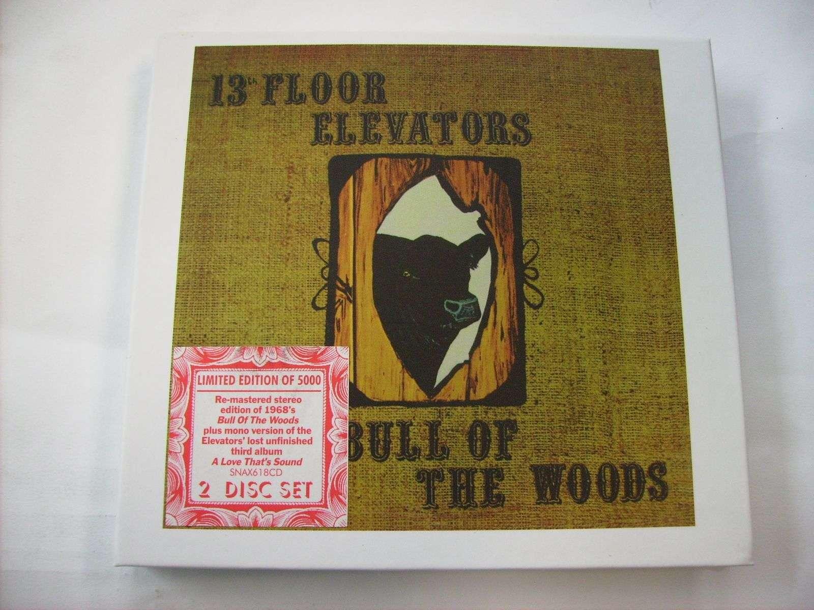 13th floor elevators bull of the woods records lps vinyl for 13th floor elevators vinyl box set