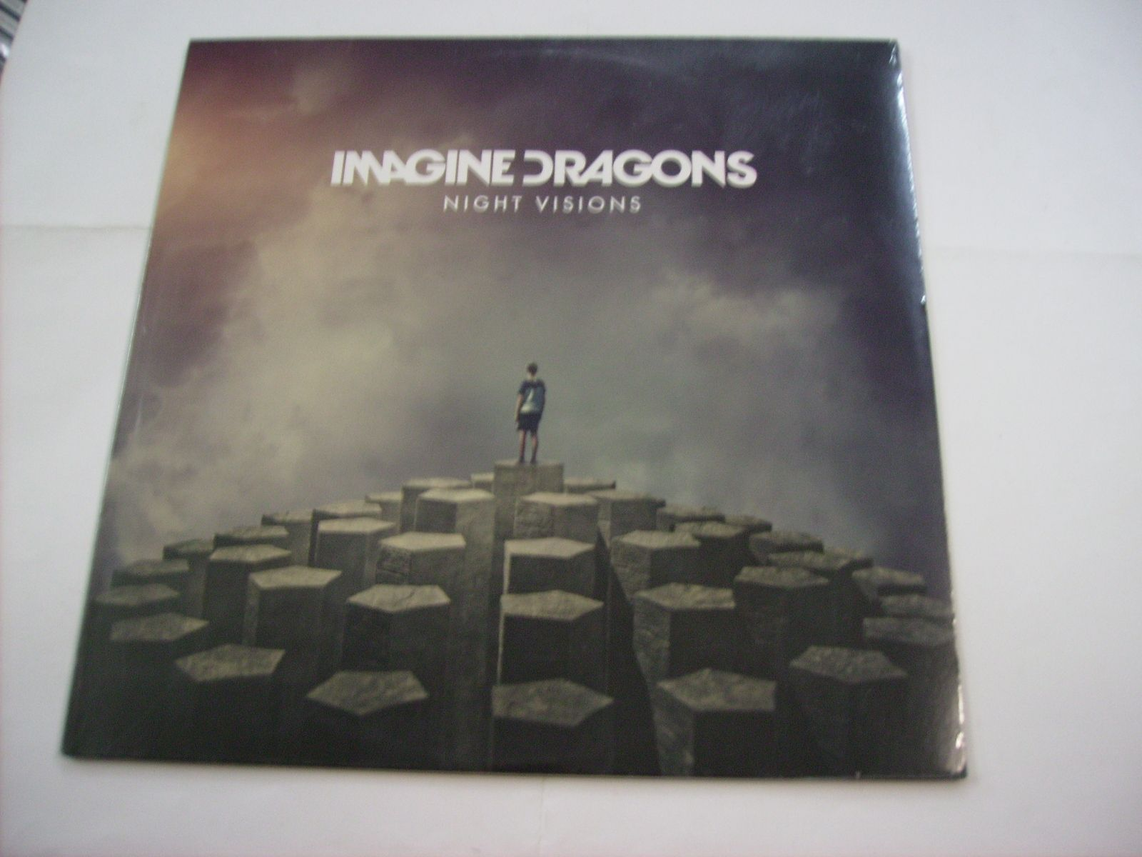 Imagine Dragons Night Visions Records LPs Vinyl And CDs