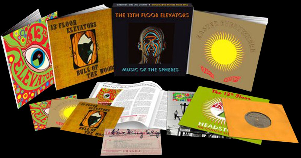 13th Floor Elevators Records Lps Vinyl And Cds Musicstack