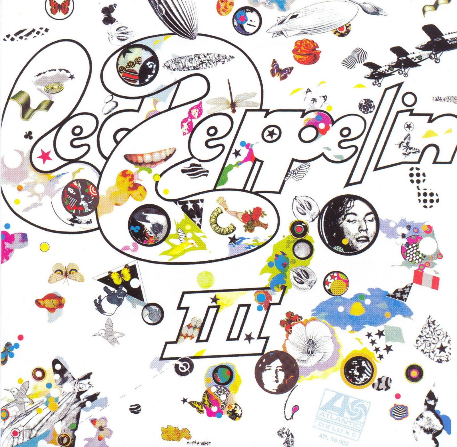 Led Zeppelin Iii Records Lps Vinyl And Cds Musicstack