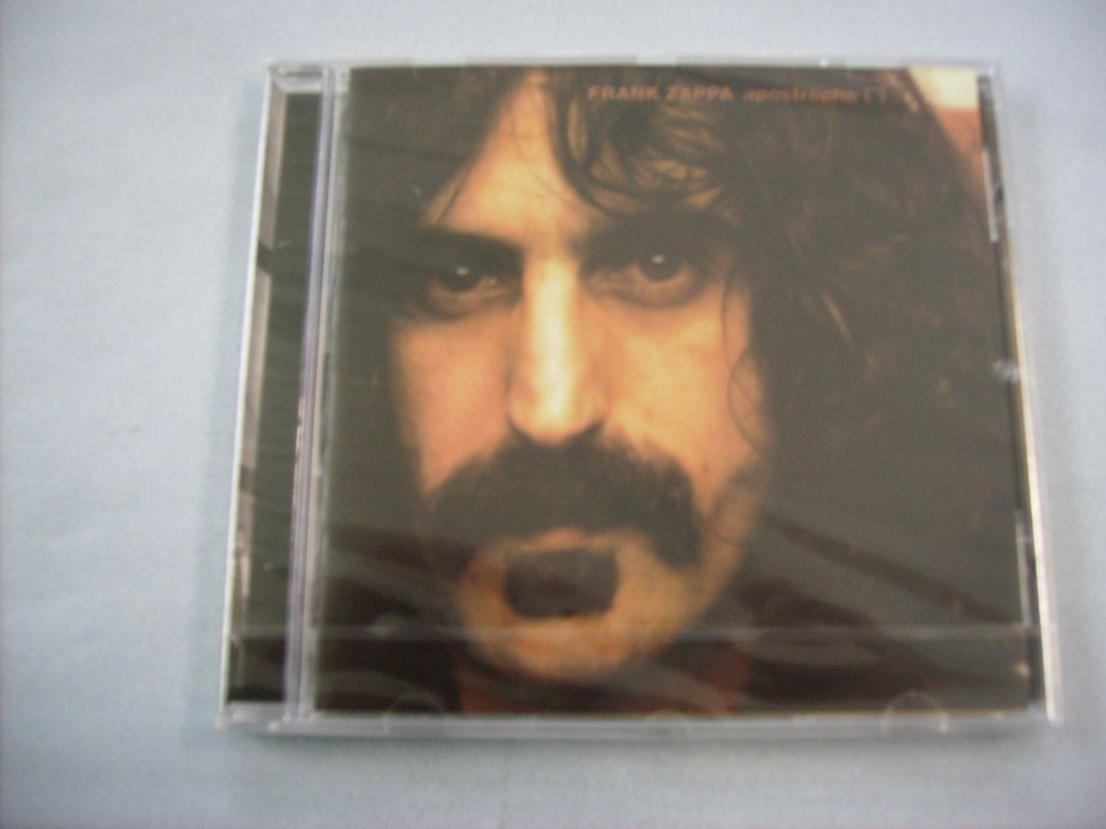 Frank Zappa Apostrophe Records Lps Vinyl And Cds