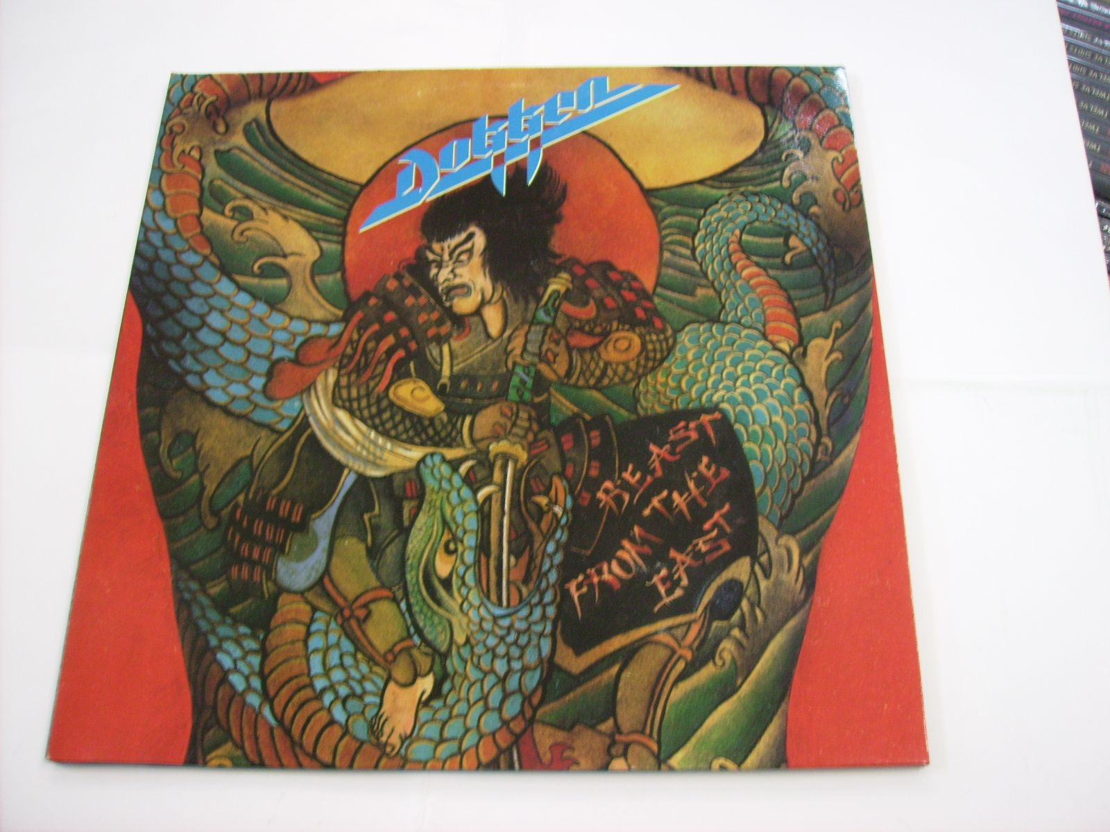 Dokken - Beast From The East (2lp)