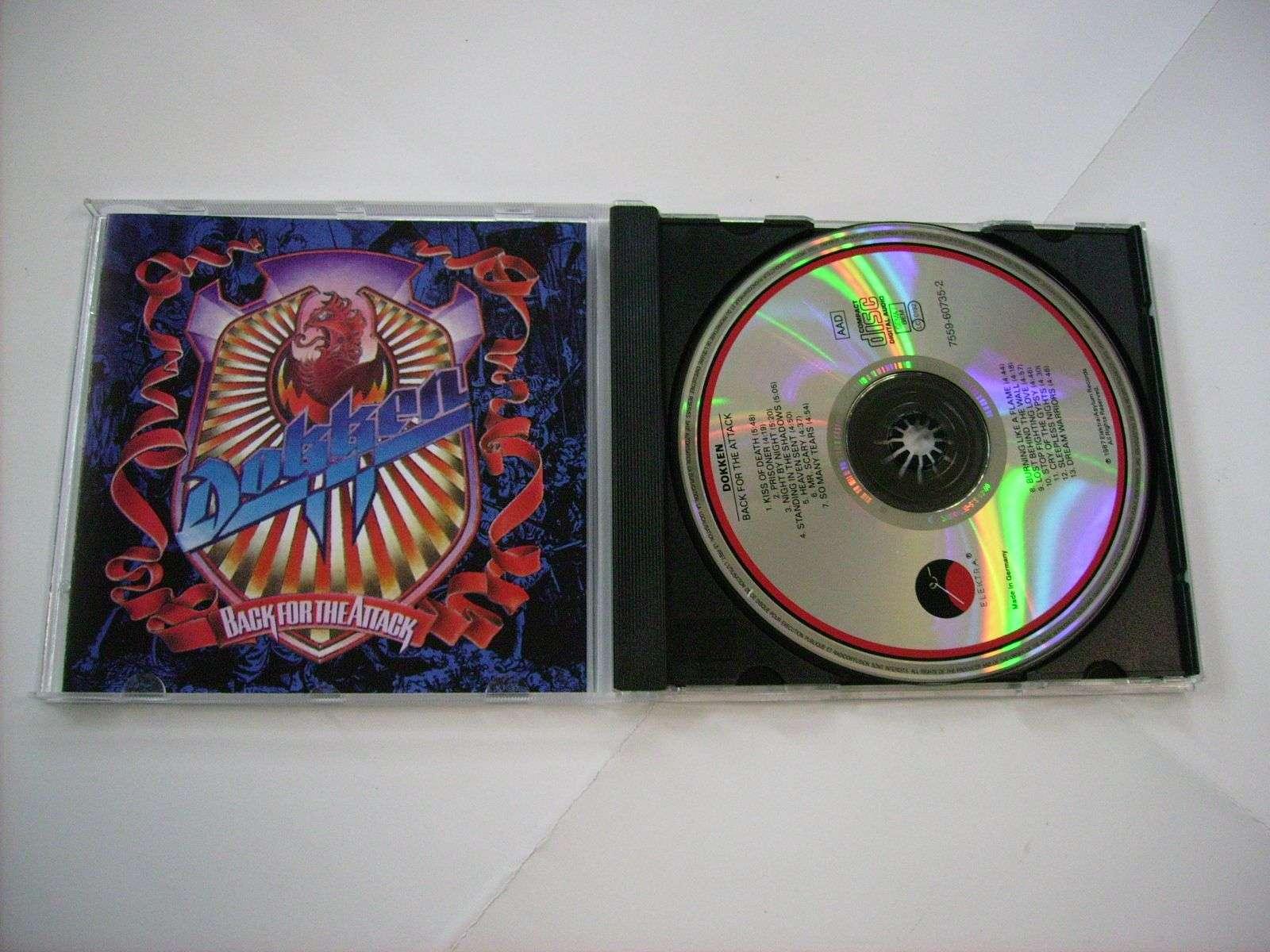 Dokken - Back For The Attack Album
