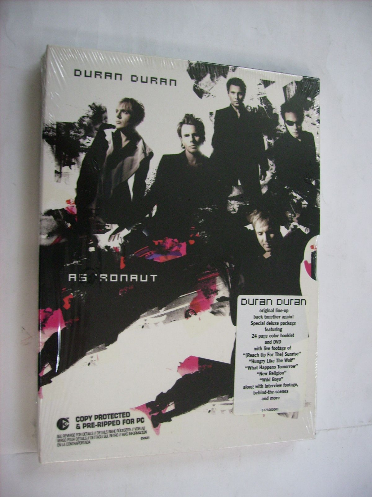 Duran Duran Astronaut Records Lps Vinyl And Cds Musicstack