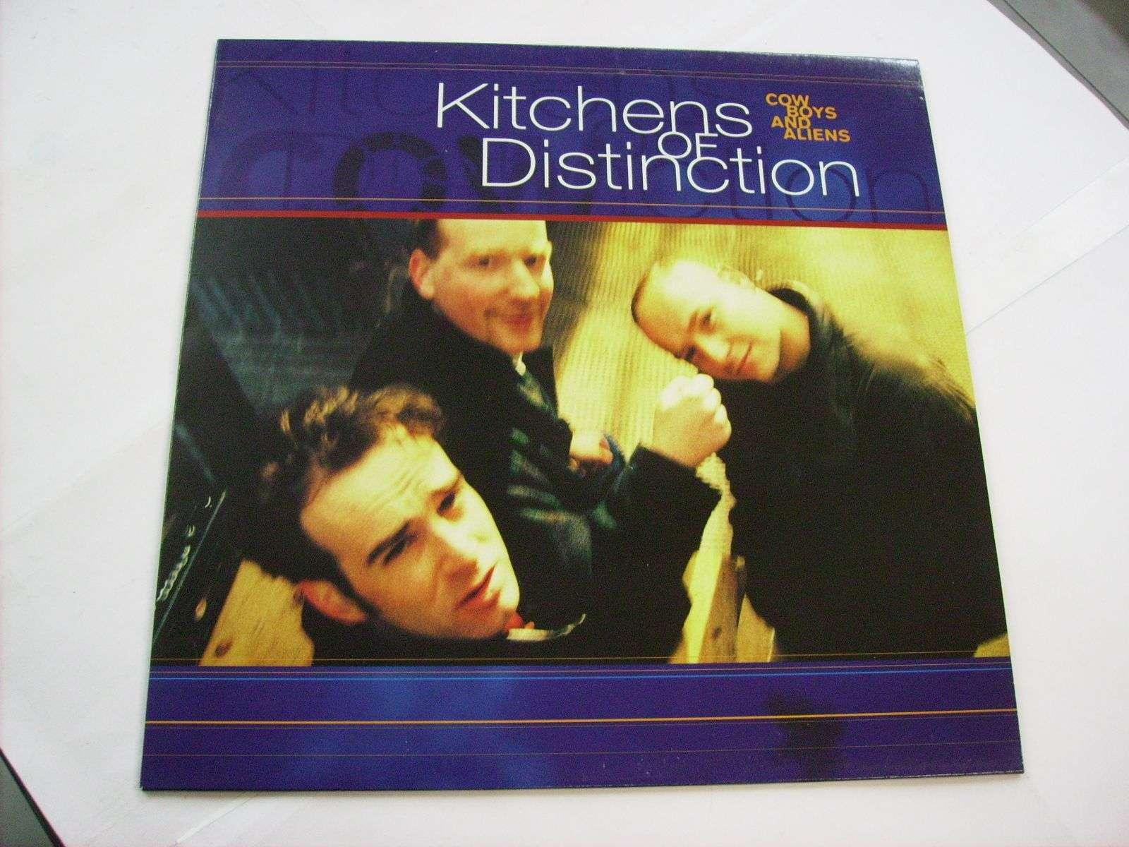 Kitchens Of Distinction   Cowboys And Aliens Album