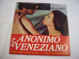 Anonimo veneziano (Stelvio Cipriani)