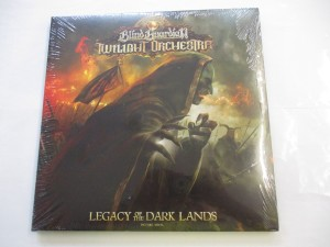 Legacy of the dark lands (2LP PDK)