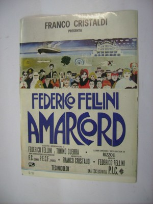 by Federico Fellini