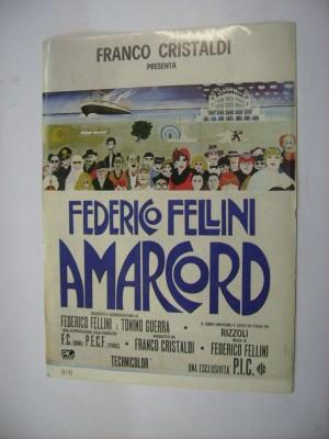 by Federico Fellini