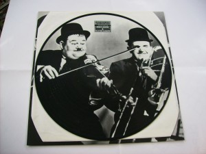 Another fine Mess records presents Stan Laure & Oliver Hardy (LP PDK)