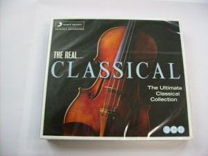 The real classical (3CD)