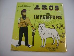 """The Arcs vs The Inventors vol.1 (10"""")"""
