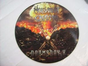 Doomsday X (LP PDK)