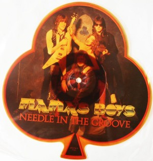 """Needle in the groove (7""""SH)"""