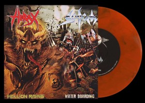 Hellion rising / Water boarding (LTD. ED.)